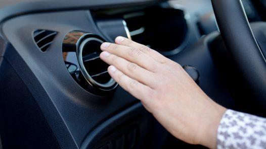 climatisation de sa voiture