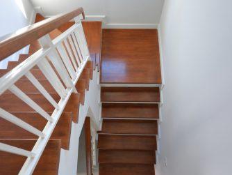 escaliers en bois