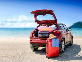 voiture pour voyager
